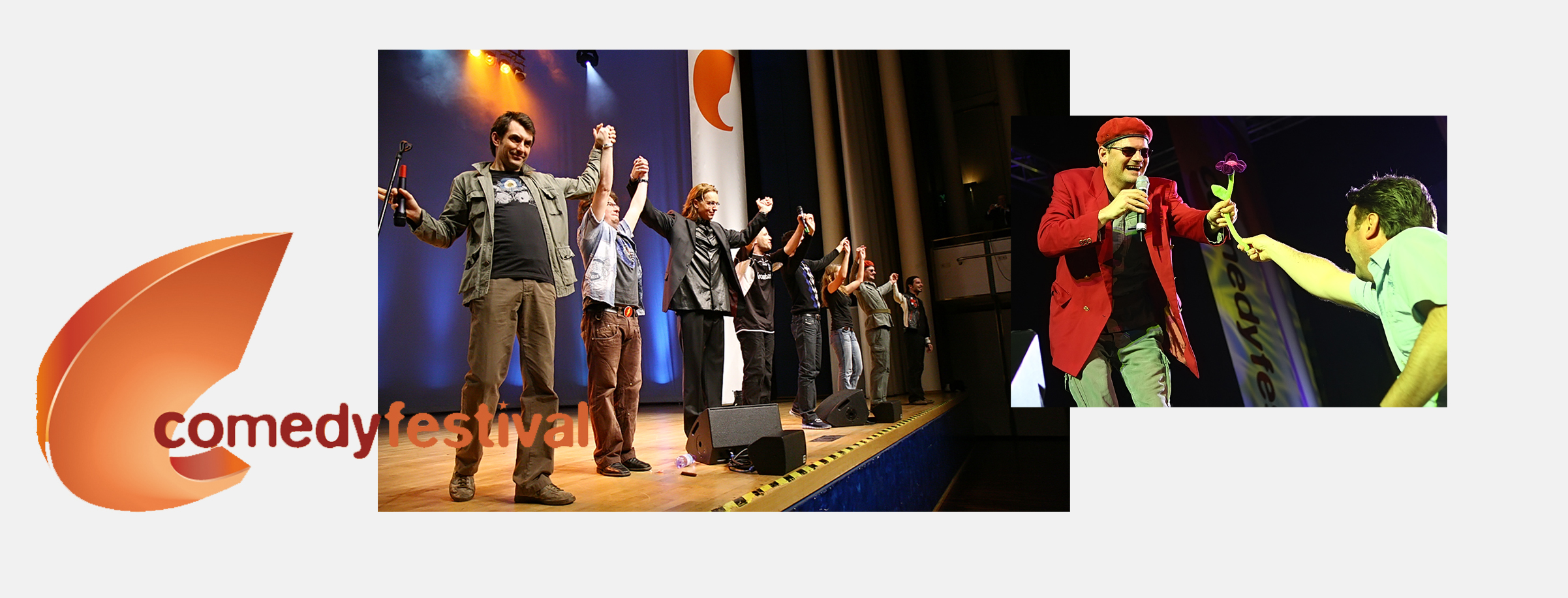 veranstaltung agentur comedyfestival